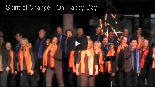 Spirit of Change - Oh Happy Day